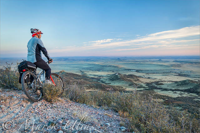 mountaing biking Soapstone Prairie Natural Area